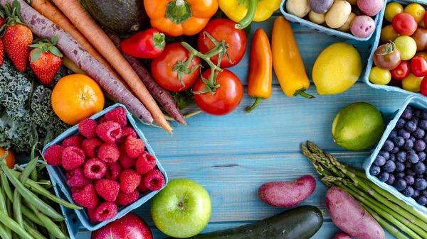 Ejemplos de alimentos alcalinos