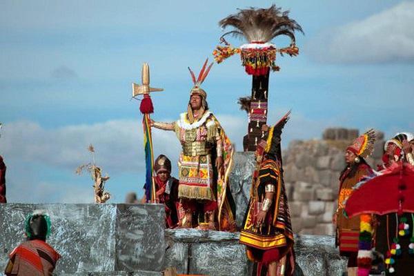 ejemplo de civilización andina